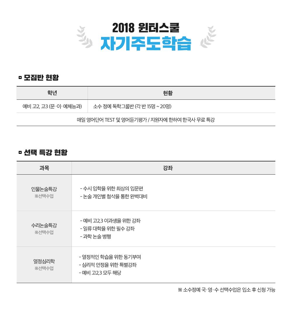 2018윈터스쿨_모집요강